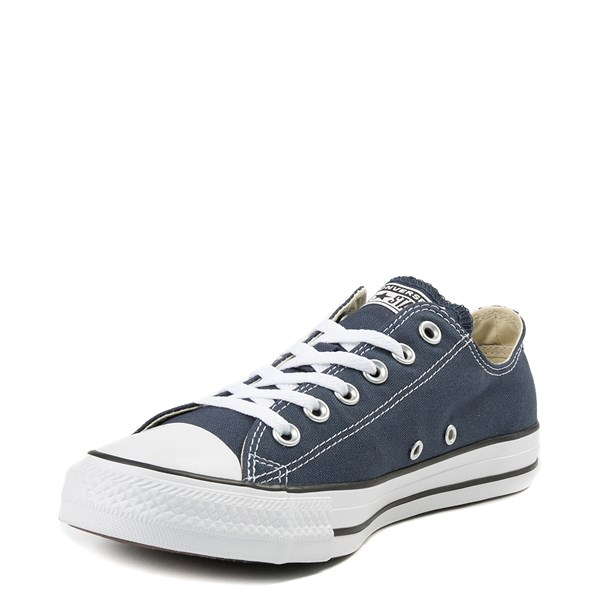 alternate view Converse Chuck Taylor All Star Lo Sneaker - NavyALT3