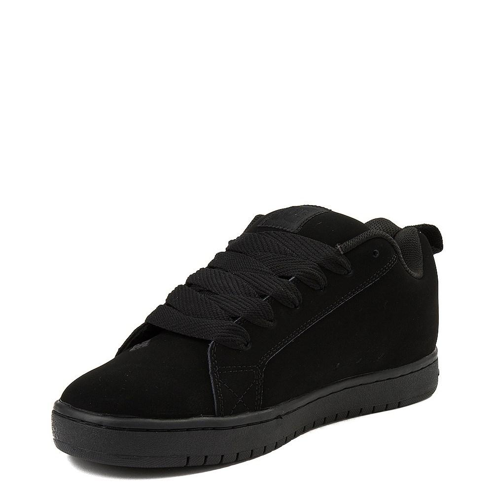 Black//Black//Black 12 M US DC Mens Court Graffik Sneaker