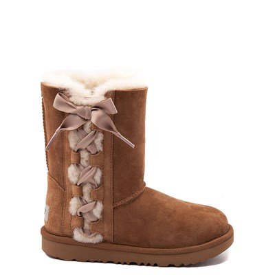 Main view of UGG® Pala Boot - Little Kid / Big Kid - Chestnut