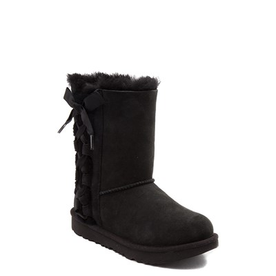 Alternate view of UGG® Pala Boot - Little Kid / Big Kid - Black