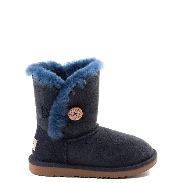 UGG® Bailey Button II Boot - Little Kid / Big Kid - Navy
