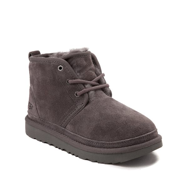 alternate view UGG® Neumel II Boot - Little Kid / Big Kid - GrayALT5