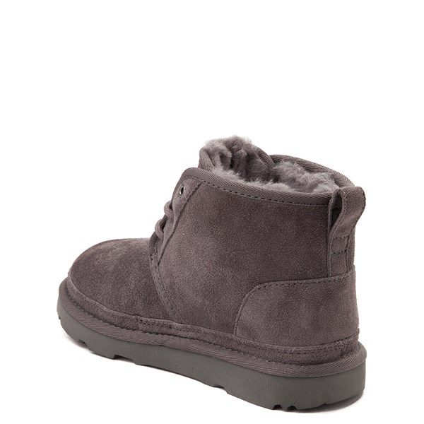 alternate view UGG® Neumel II Boot - Little Kid / Big Kid - GrayALT2