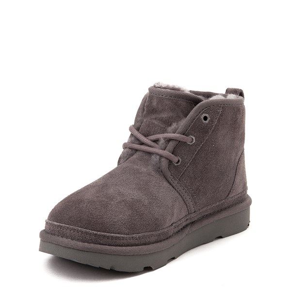 alternate view UGG® Neumel II Boot - Little Kid / Big Kid - GrayALT3
