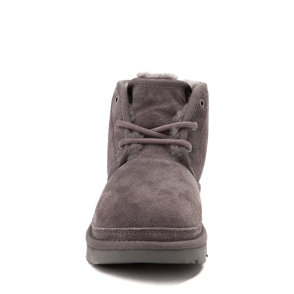 alternate view UGG® Neumel II Boot - Little Kid / Big Kid - GrayALT4