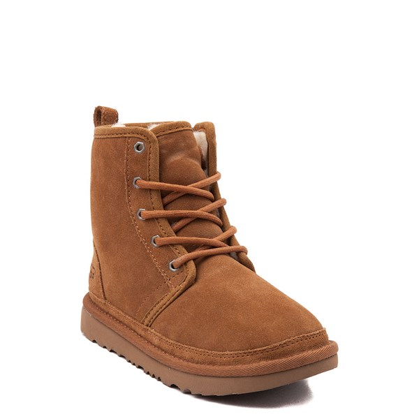 alternate view UGG® Harkley II Boot - Little Kid / Big Kid - ChestnutALT1