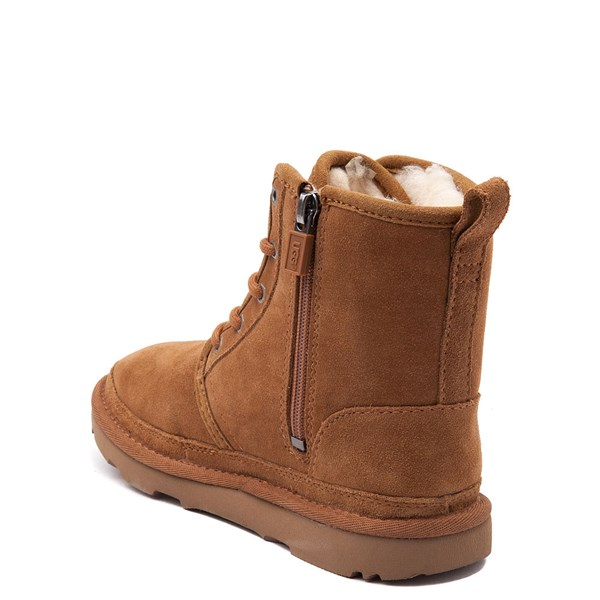 alternate view UGG® Harkley II Boot - Little Kid / Big Kid - ChestnutALT2