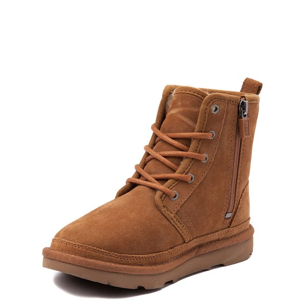 alternate view UGG® Harkley II Boot - Little Kid / Big Kid - ChestnutALT3