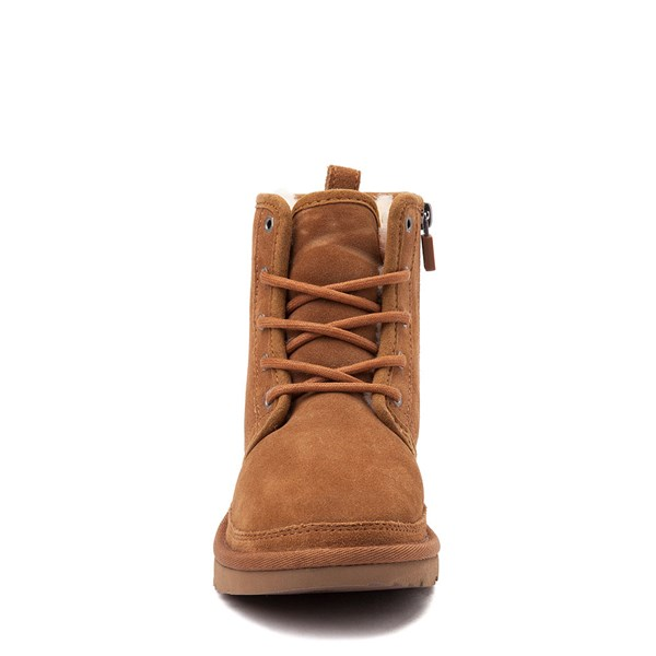 alternate view UGG® Harkley II Boot - Little Kid / Big Kid - ChestnutALT4
