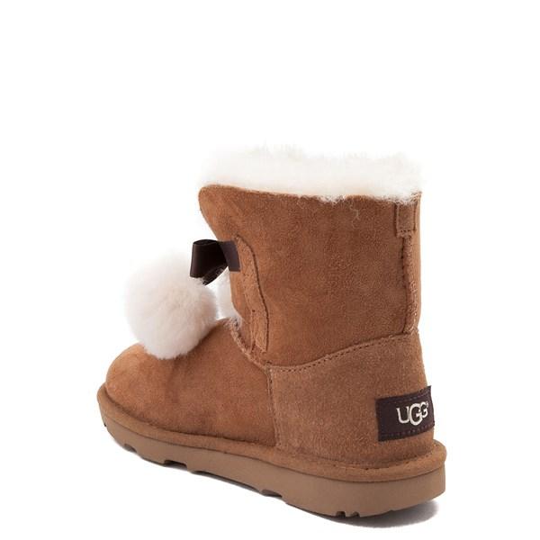 alternate view UGG® Gita Boot - Little Kid / Big Kid - ChestnutALT2