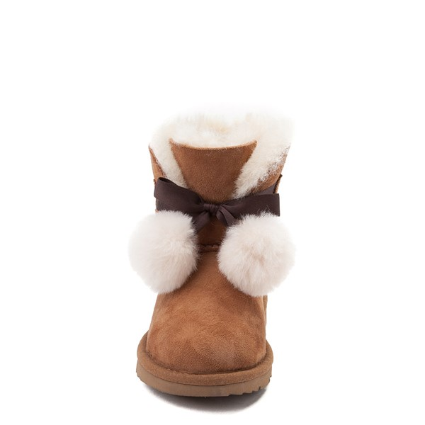 alternate view UGG® Gita Boot - Little Kid / Big Kid - ChestnutALT4