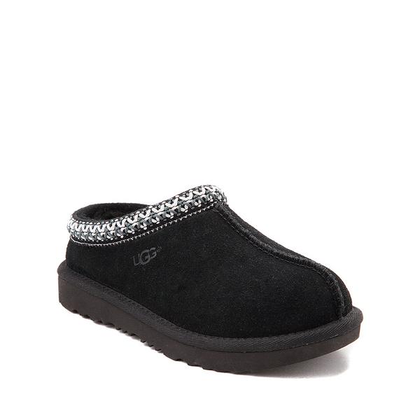 alternate view UGG® Tasman II Casual Shoe - Little Kid / Big Kid - BlackALT5