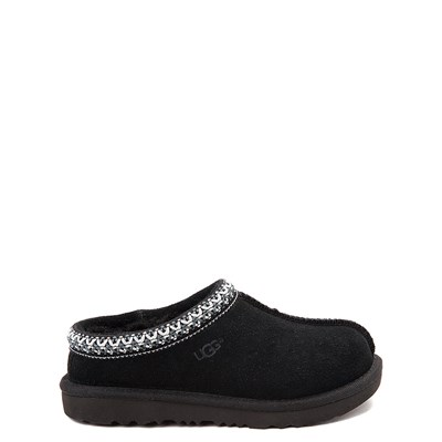 Main view of UGG® Tasman II Casual Shoe - Little Kid / Big Kid - Black