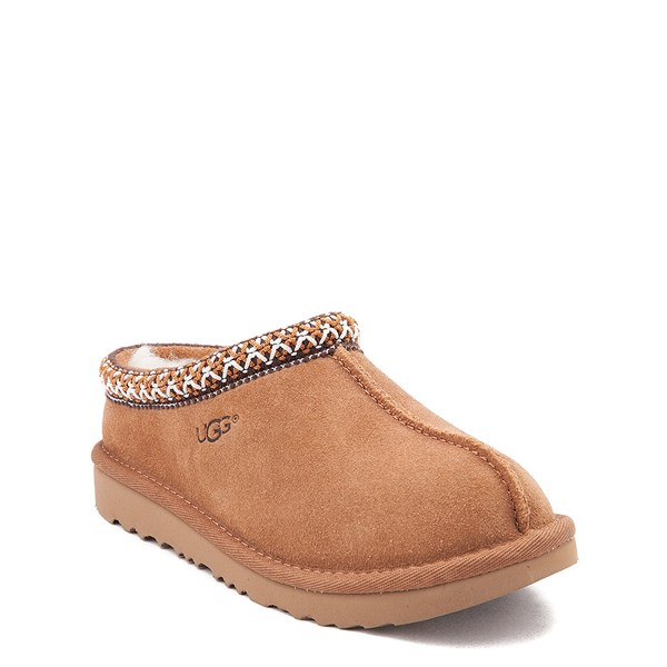 alternate view UGG® Tasman II Casual Shoe - Little Kid / Big Kid - ChestnutALT1