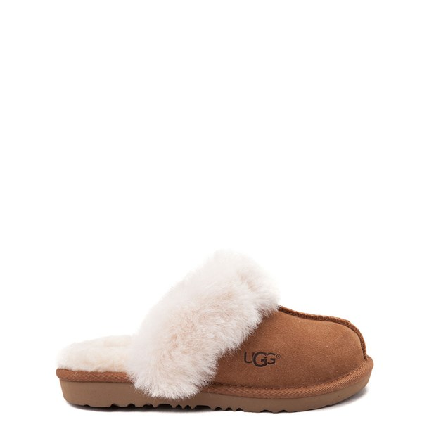 Main view of UGG® Cozy II Slipper - Little Kid / Big Kid - Chestnut