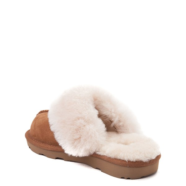 alternate view UGG® Cozy II Slipper - Little Kid / Big Kid - ChestnutALT2