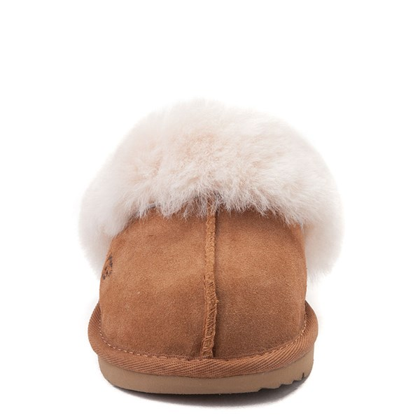 alternate view UGG® Cozy II Slipper - Little Kid / Big Kid - ChestnutALT4