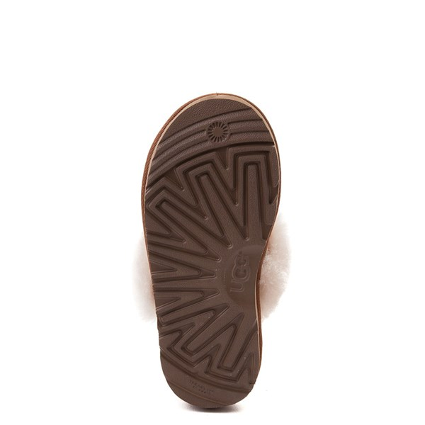 alternate view UGG® Cozy II Slipper - Little Kid / Big Kid - ChestnutALT5