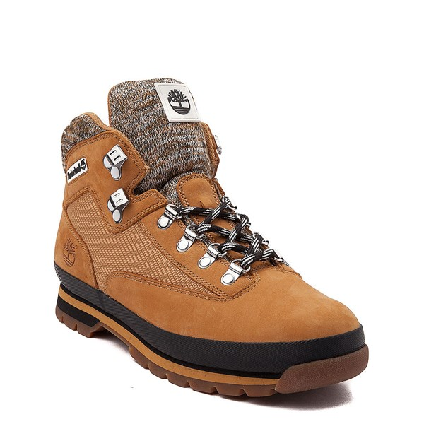 alternate view Mens Timberland Euro Hiker Knit BootALT1