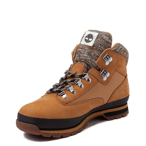 alternate view Mens Timberland Euro Hiker Knit BootALT3