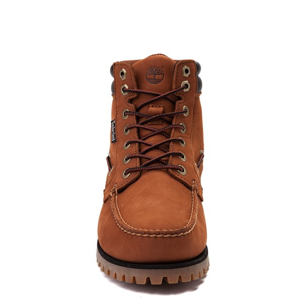 alternate view Mens Timberland Oakwell Boot - SaddleALT4