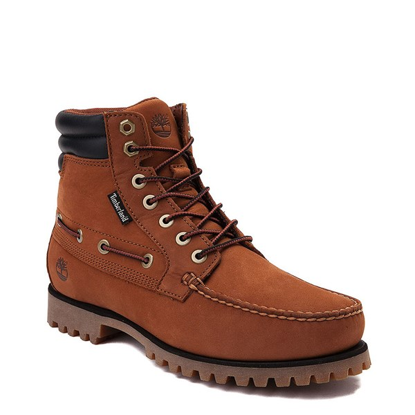 alternate view Mens Timberland Oakwell Boot - SaddleALT1