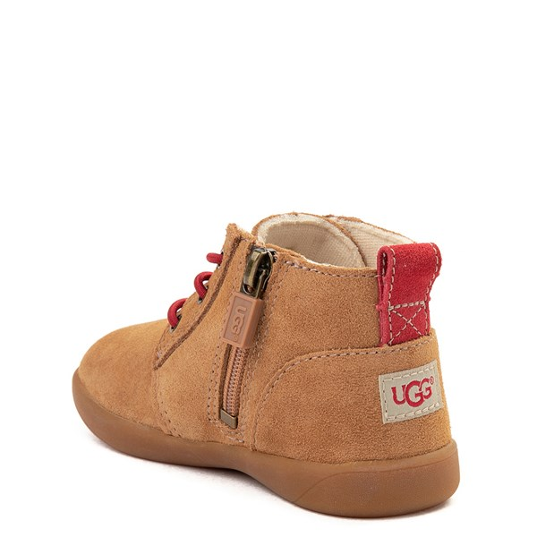 alternate view UGG® Kristjan Boot - Baby / Toddler - ChestnutALT2