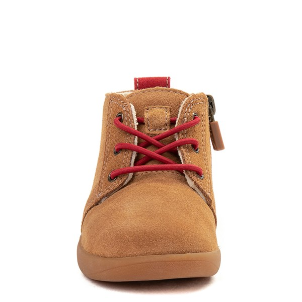 alternate view UGG® Kristjan Boot - Baby / Toddler - ChestnutALT4
