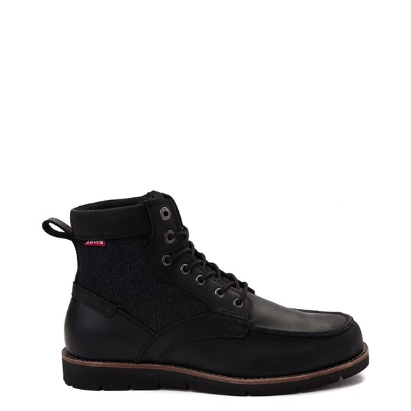 Mens Levi's Dawson Boot - Black