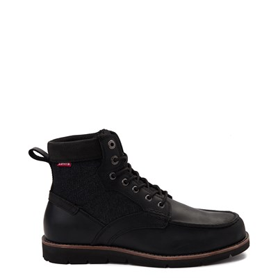 Main view of Mens Levi's Dawson Boot - Black