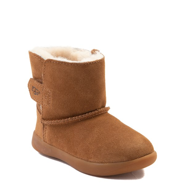alternate view UGG® Keelan Boot - Baby / Toddler - ChestnutALT1