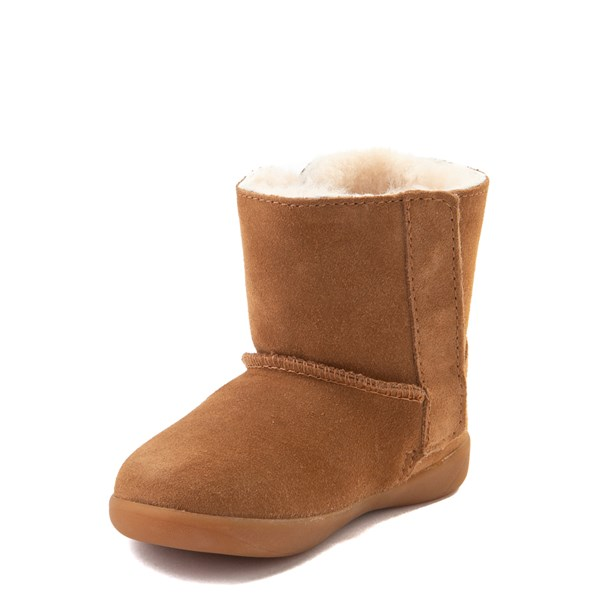 alternate view UGG® Keelan Boot - Baby / Toddler - ChestnutALT3