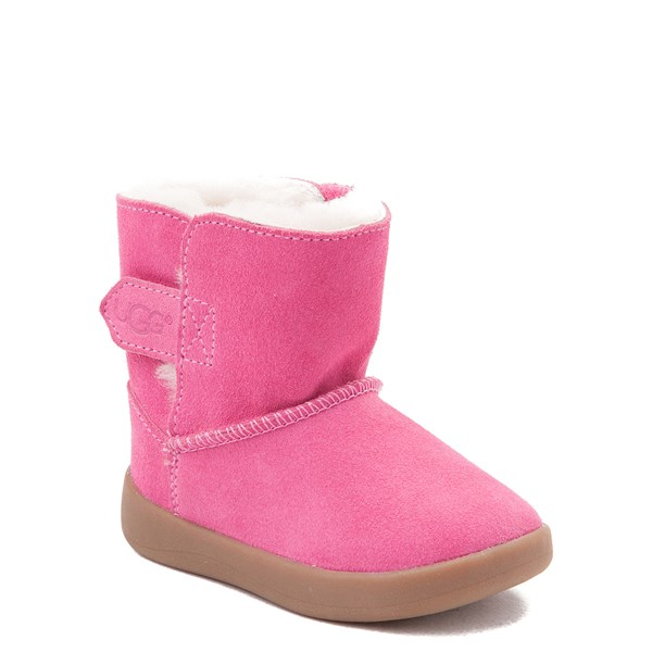 alternate view UGG® Keelan Boot - Baby / Toddler - PinkALT1