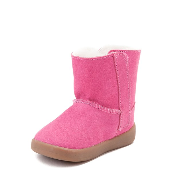 alternate view UGG® Keelan Boot - Baby / Toddler - PinkALT3