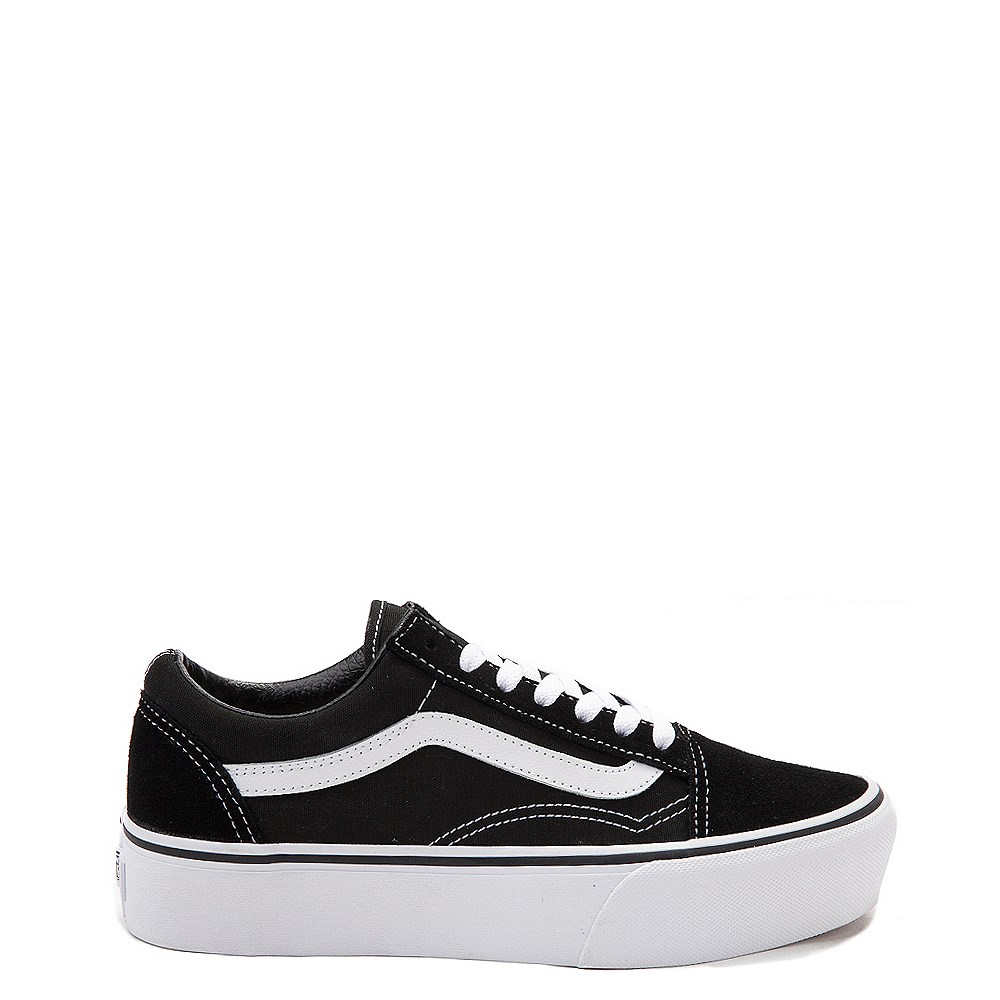 9416883b Vans Old Skool Platform Skate Shoe | Journeys