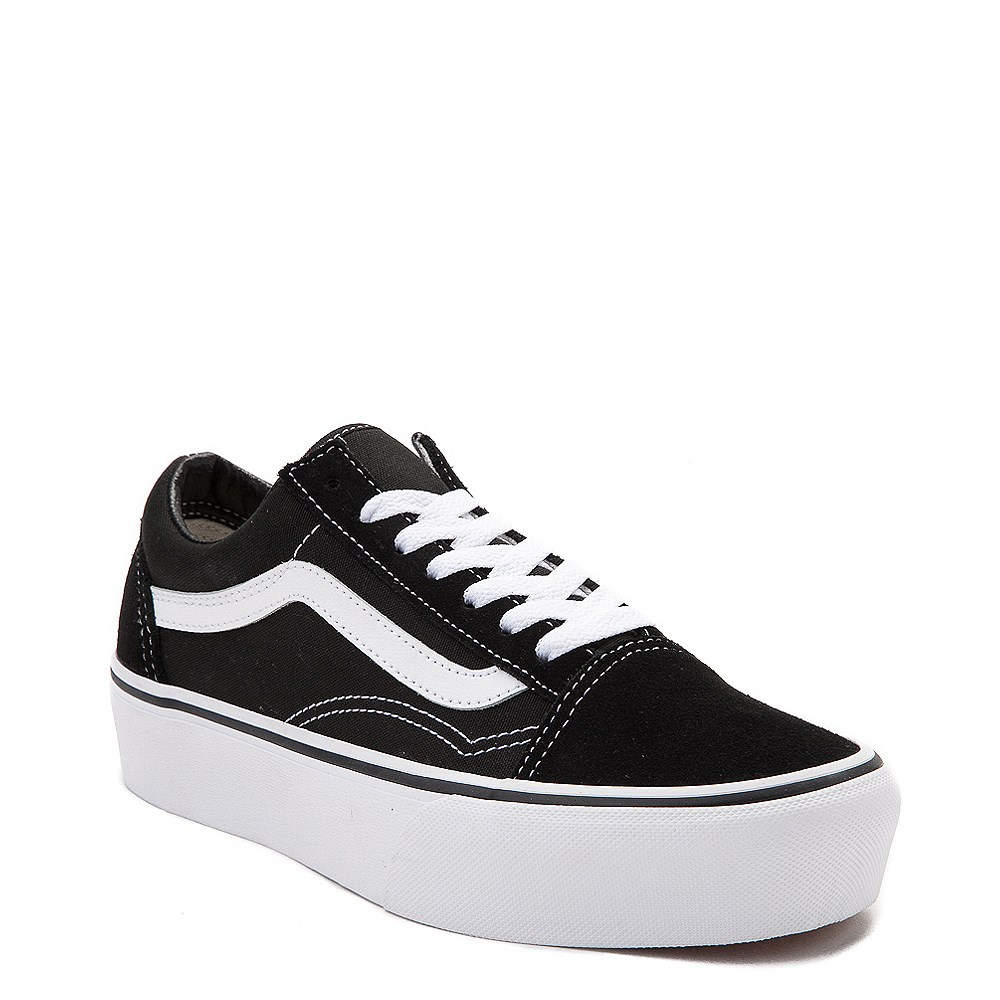 c72773cd1d7 Vans Old Skool Platform Skate Shoe. alternate image default view alternate  image ALT1 ...