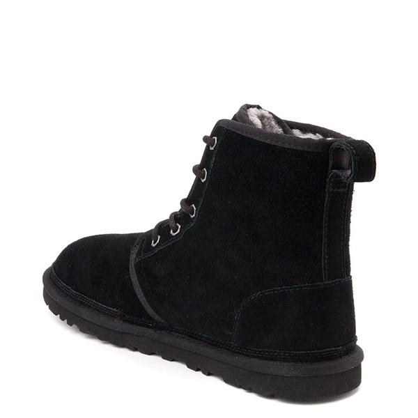 alternate view Mens UGG® Harkley Boot - BlackALT1