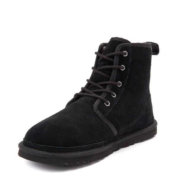alternate view Mens UGG® Harkley Boot - BlackALT2