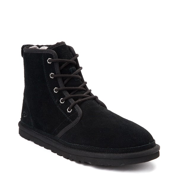 alternate view Mens UGG® Harkley Boot - BlackALT5