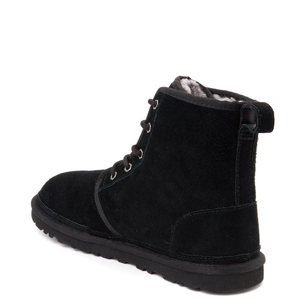 alternate view Mens UGG® Harkley Boot - BlackALT2