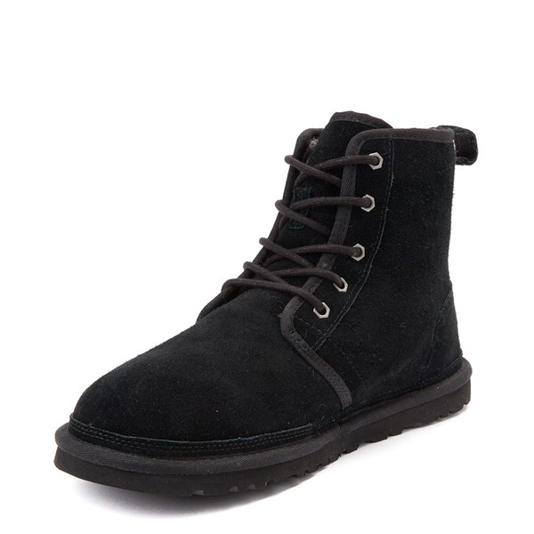 alternate view Mens UGG® Harkley Boot - BlackALT3