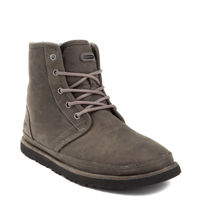 Alternate view of Mens UGG® Harkley Waterproof Boot - Charcoal