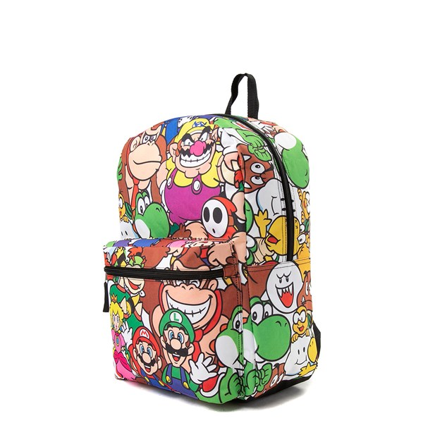 alternate view Super Mario and Friends BackpackALT2