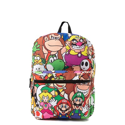 Main view of Super Mario and Friends Backpack