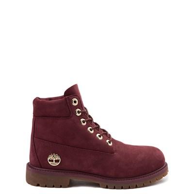 "Main view of Timberland 6"" Classic Boot - Little Kid - Burgundy"
