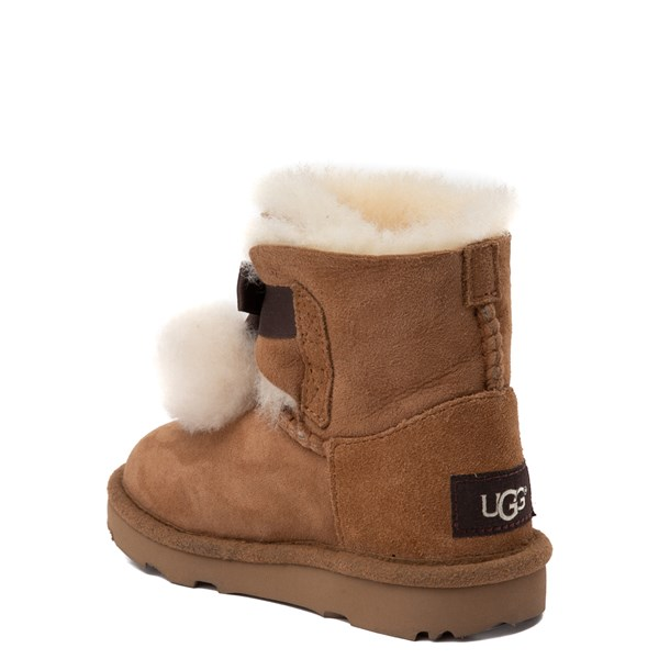 alternate view UGG® Gita Boot - Toddler / Little Kid - ChestnutALT2