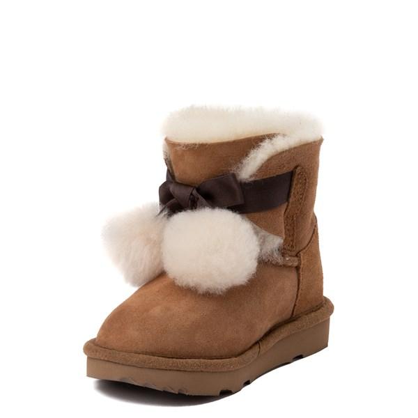 alternate view UGG® Gita Boot - Toddler / Little Kid - ChestnutALT3
