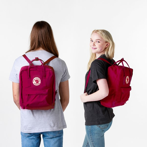 alternate view Fjallraven Kanken Backpack - PlumALT1BADULT