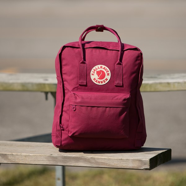 alternate view Fjallraven Kanken Backpack - PlumALT1BB