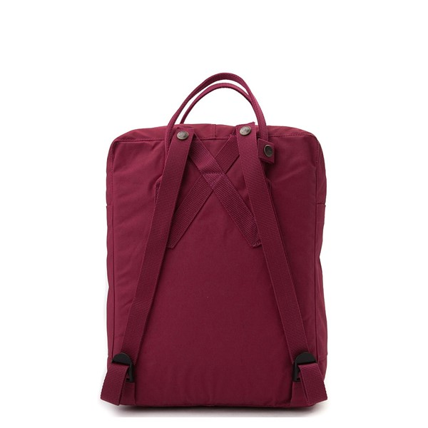 alternate view Fjallraven Kanken Backpack - PlumALT2